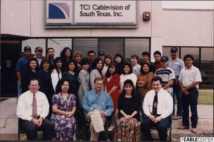 Staff of TCI Cablevision of South Texas