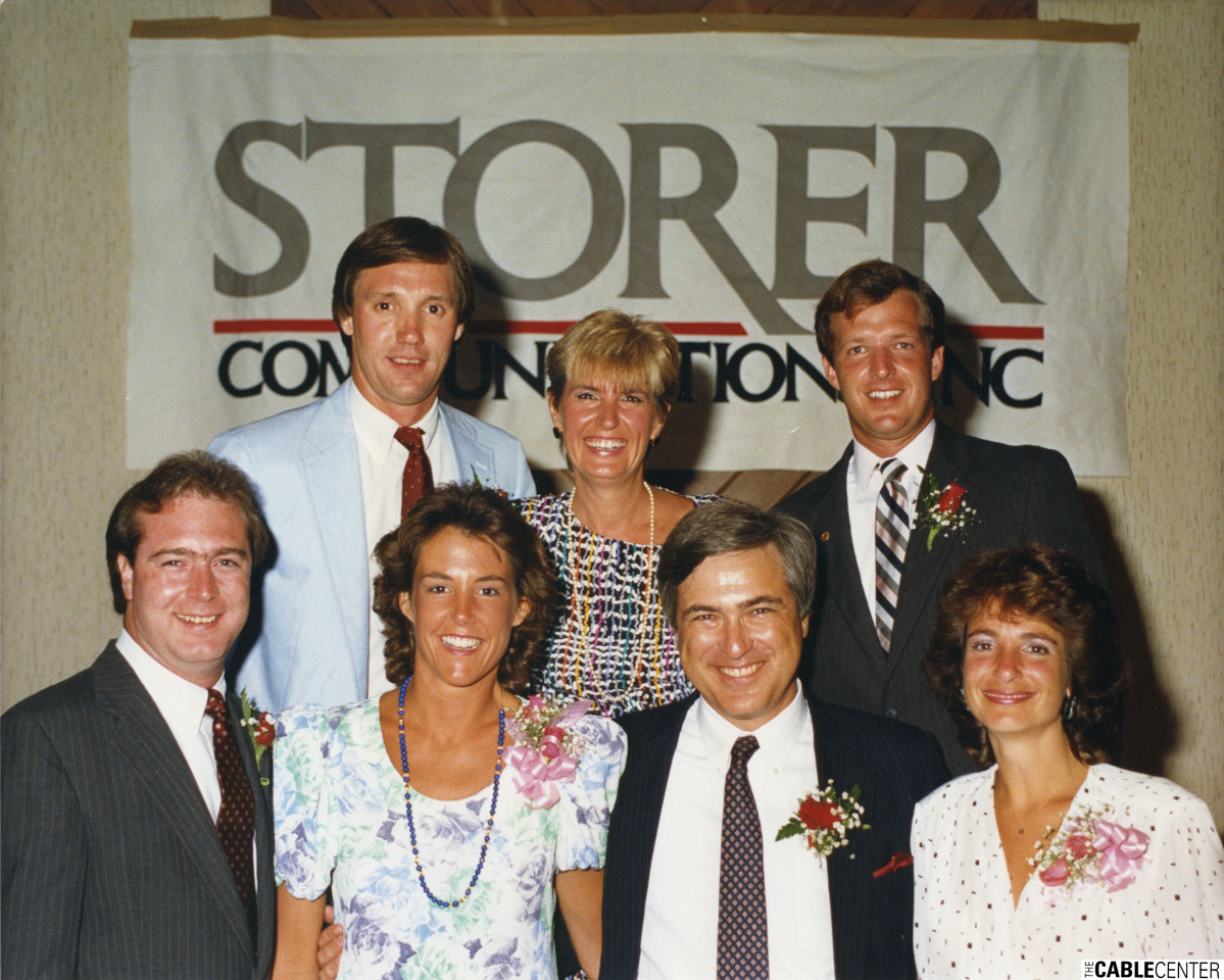 Storer Communications group