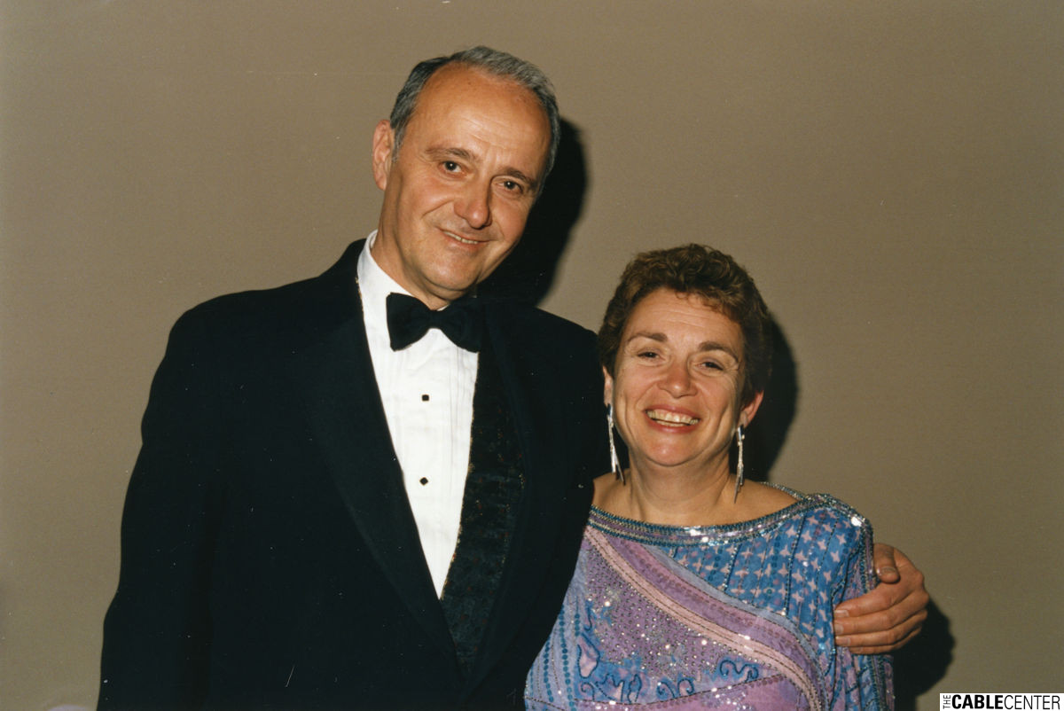 Leonard and Claire Tow