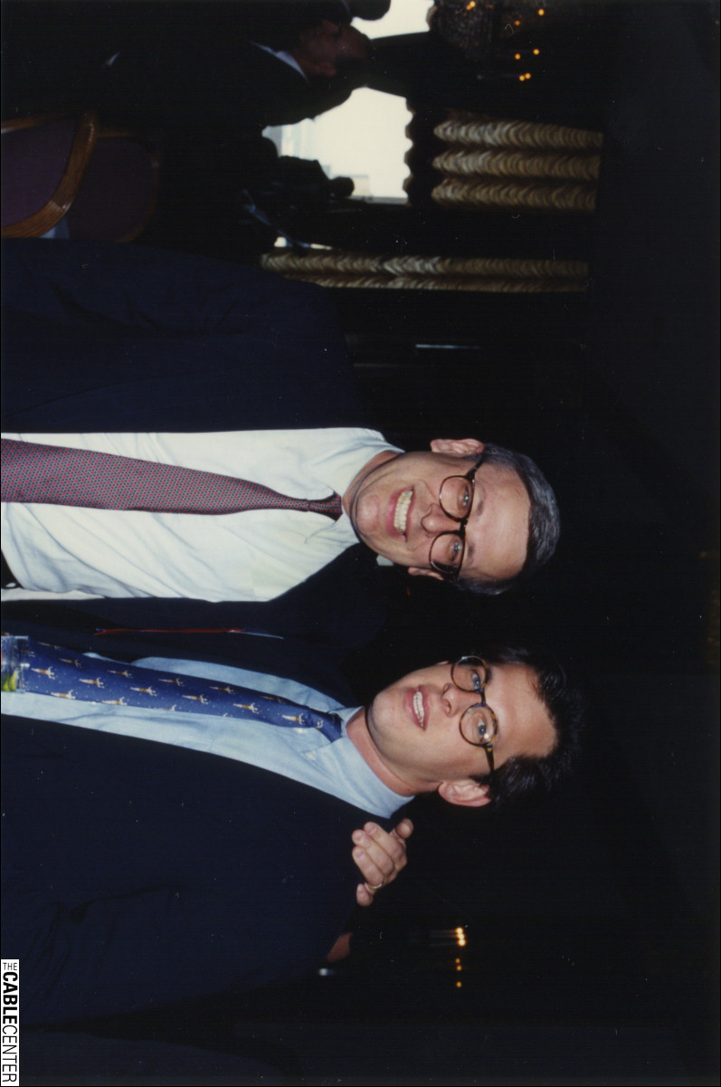 Marc and Adam Nathanson 1994