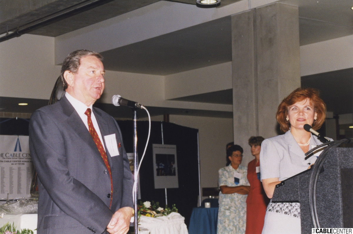 Bill Bresnan, Beverly O'Brien 1999