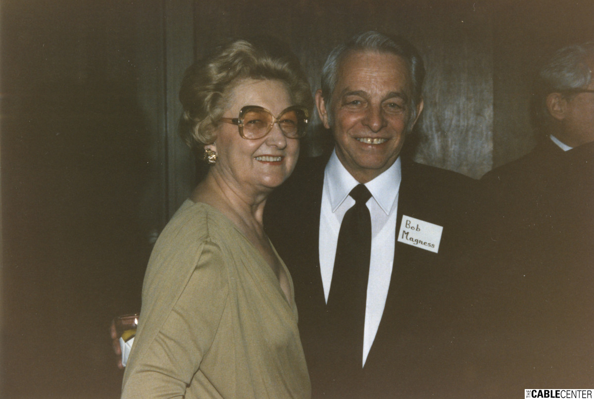 Betsy and Bob Magness