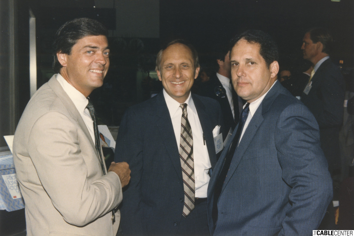 Joe King, Greg Liptak and Doug Jarvis