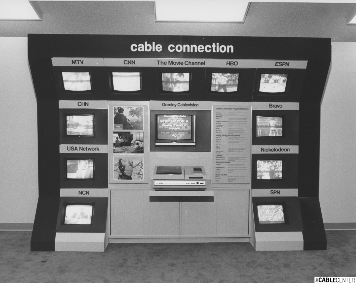 Cable programming network display on mulitple televisions