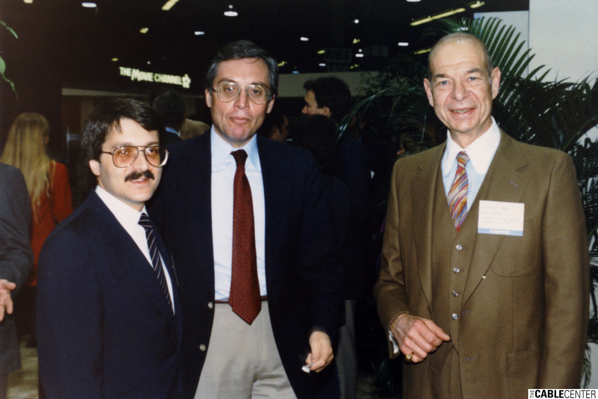 Jules Haimovitz and Terry Eller, 1984.