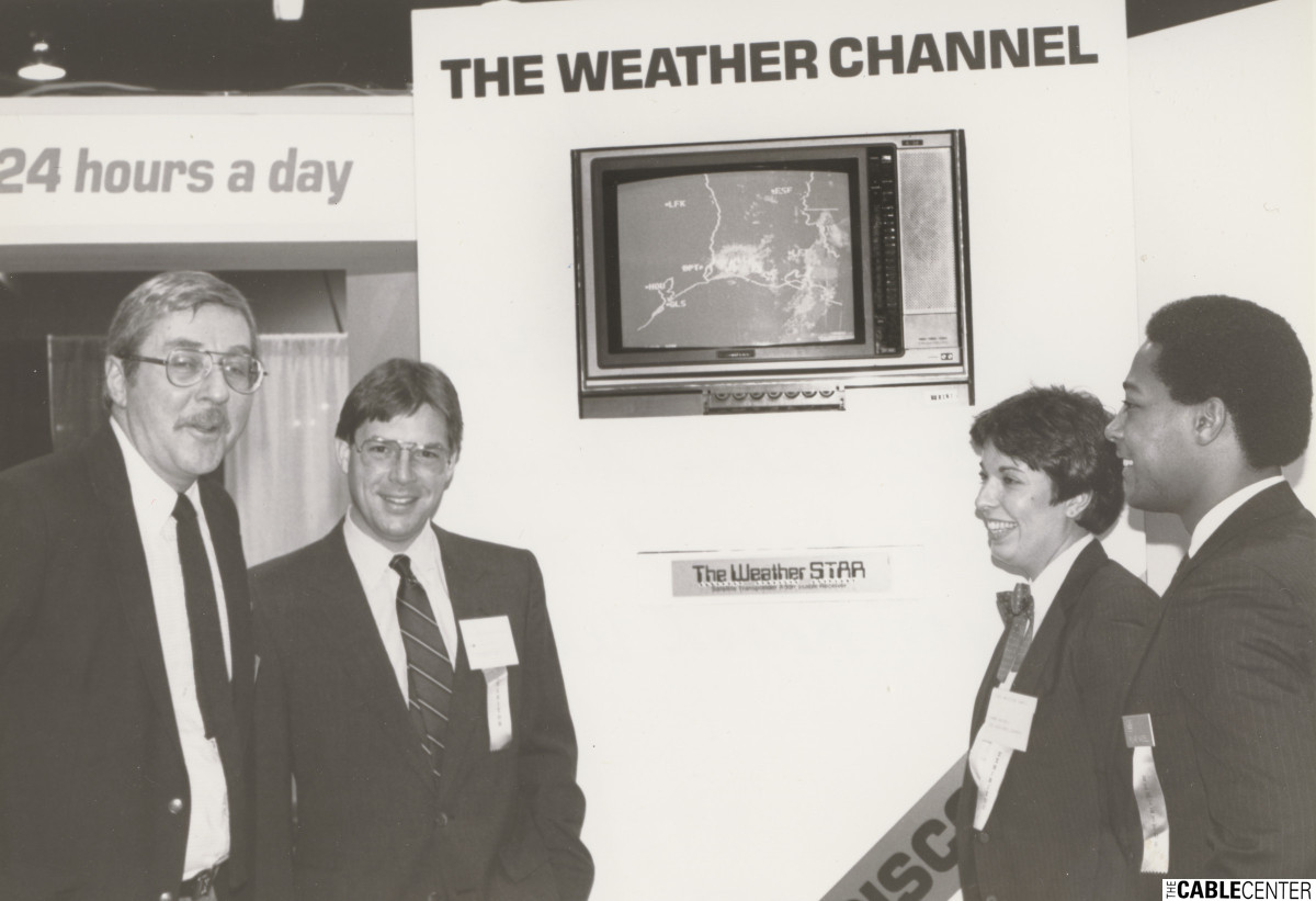 Western Show 83 The Weather Channel