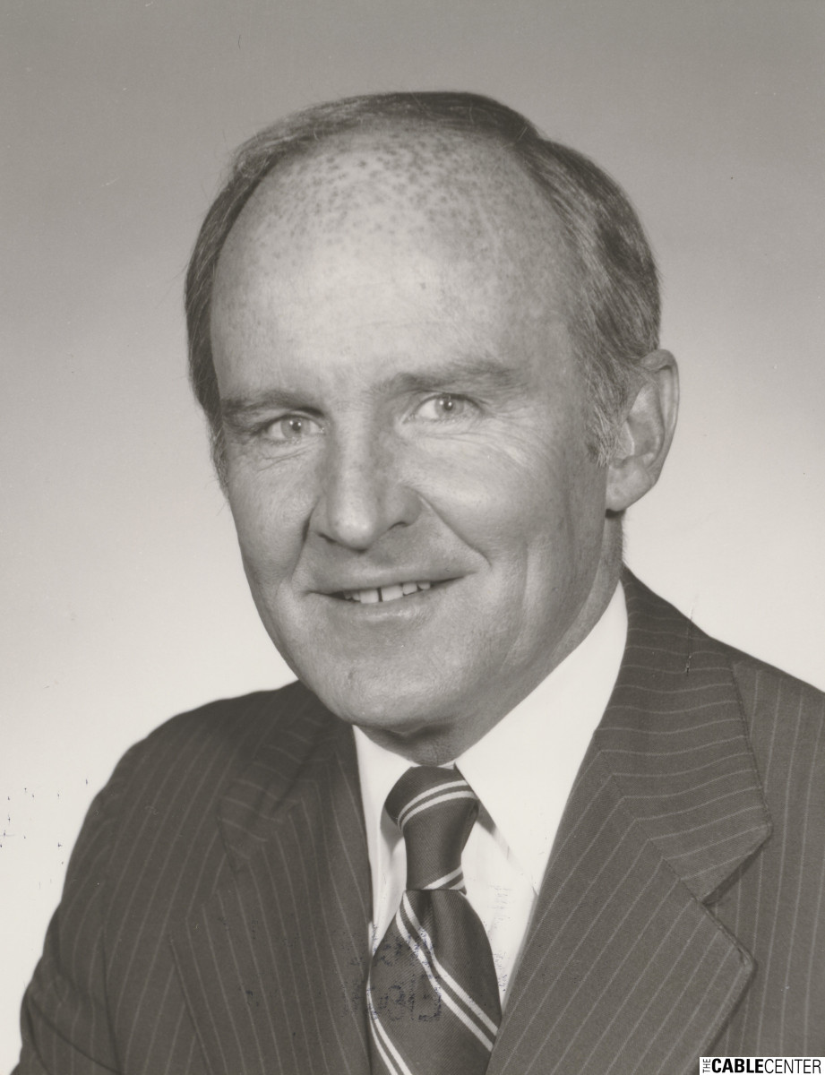 John Welch, General Electric Co.