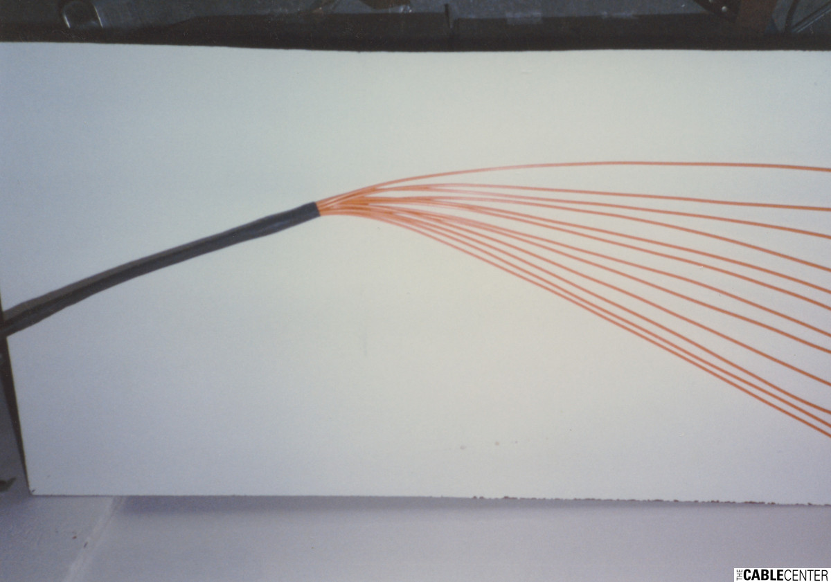 Equipment Fiber Optic Cable