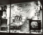 Meadville Master Antenna display window