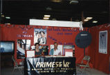 Primestar booth at Tift County Fair in Georgia