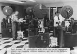 Telemovie projector equipment