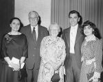 Yolanda, George, and Emmaline Barco, James and Helene Duratz