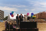 Bresnan, Brodsky, Sermersheim, and Kagan at Cable Center groundbreaking