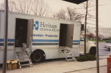 Heritage Communications local origination truck