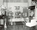 Trade show booth, RCA products