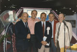 "Bart Swift, Leonard Tow, John Gault, Leslie ""Les"" Read and Barry Morrison"