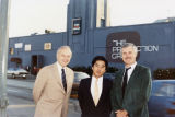 Bob Wussler, Scott Sassa and Ted Turner