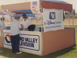 Inland Valley Cablevision outdoor booth