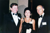 Bill and Barbara Bresnan with Dan Ritchie, 1984.