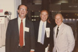 Henry Harris, Monty Rifkin and Sidney Topol, 1984.