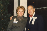 Lucille Larkin and Burt Harris, 1984.