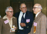 Sam Haddock, McLean Clark and Bob Weary, 1977.