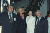 Joe and Mary Collins, Louise and Jim Mooney, 1993 National Cable Television Association convention