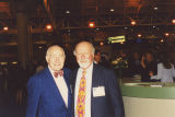 Burt Harris and Sid Topol at the 2000 National Cable Television Association Cable Show