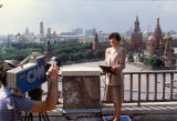 CNN's Mary Tillotson on location in Moscow