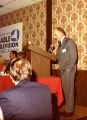 Speaker at New York State Cable Television Association meeting