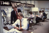 Vince Miller and Ken May of The Weather Channel