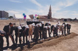 The Cable Center groundbreaking ceremony