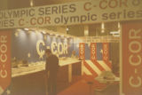 C-COR booth at the 1972 NCTA convention