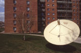 Equipment Earth Satellite Dishes