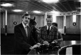 San Francisco Cable Channel 6 horse racing cablecasting contract signing
